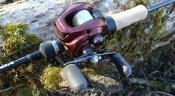 Мультипликаторная катушка Shimano Scorpion XT 1001.